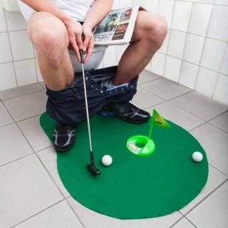 Игра «Туалетный гольф» купить в Минске +375447651009