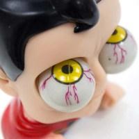 Антистресс-игрушка с вываливающимися глазами Супермена (Superman) купить