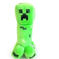 Игрушка «Крипер Майнкрафт» (Minecraft Creeper) 25 см. купить Минск +375447651009