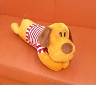 Мягкая игрушка-подушка собака 'Милашка' купить в Минске