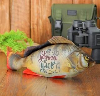 Игрушка-рыба антистресс «На удачный улов» купить в Минске +375447651009