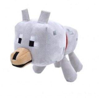 Мягкая игрушка «Волк» Minecraft купить в Минске +375447651009