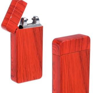Импульсно-дуговая зажигалка USB поl дерево Минск +375447651009