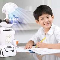 Интерактивная копилка «Робот» с лампой купить в Минске +375447651009
