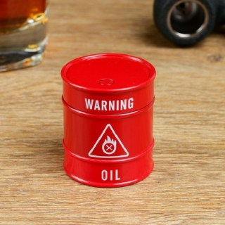 Измельчитель табака «Warning» цвет: микс купить в Минске +375447651009