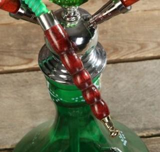 Кальян «Green» 2 трубки купить в Минске +375447651009