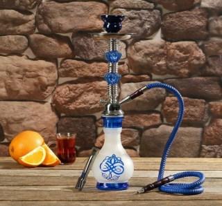 Кальян «Синий цветок» 1 трубка купить в Минске +375447651009