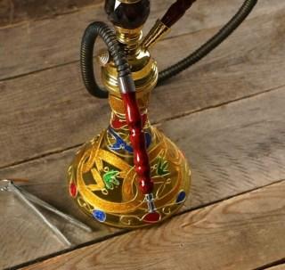 Кальян «Золотой орел» 1 трубка купить в Минске +375447651009