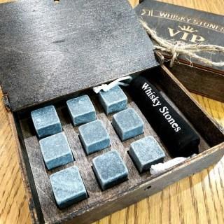 Камни для Виски «VIP» в деревянной коробке Минск +375447651009