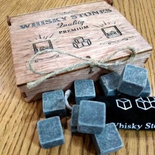 Камни для виски «WS» 9 штук, деревянная коробка Минск +375447651009
