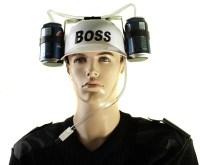 Каска для пива «BOSS» купить Минск