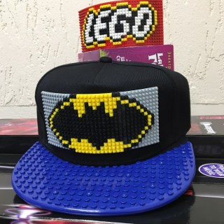Кепка Lego «Batman» черно-синяя в Минске +375447651009