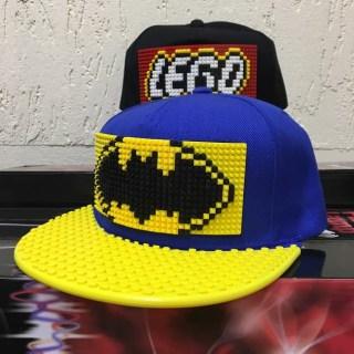 Купить кепку Lego «Batman» сине-желтая в Минске +375447651009