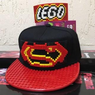Кепка Lego черно-красная вид 1 купить в Минск +375447651009