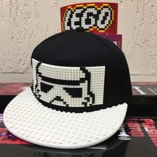 Кепка Lego «Star Wars» черно-белая купить в Минске +375447651009