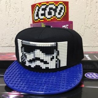 Кепка Lego «Star Wars» черно-синяя купить в Минске +375447651009
