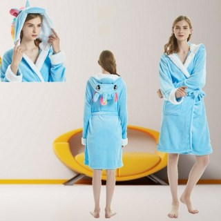 Халат - кигуруми «Единорог голубой» купить Минск +375447651009