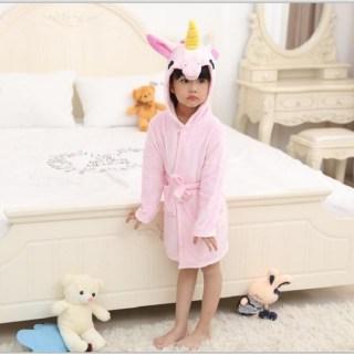 Халат- кигуруми «Розовый Единорог» детский купить Минск +375447651009