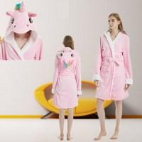 Халат - кигуруми «Розовый Единорог» купить Минск