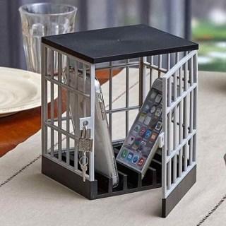 Клетка для телефонов «Phone Jail» купить в Минске +375447651009