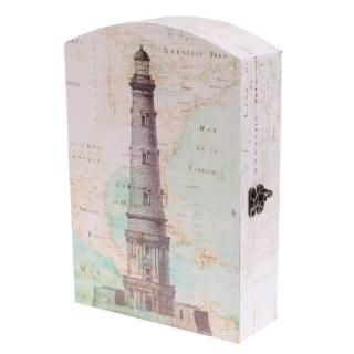 Ключница деревянная «Маяк» купить в Минске +375447651009