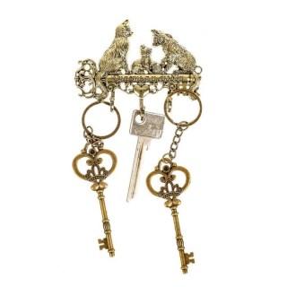 Ключница с брелоками «Котики» Минск +375447651009