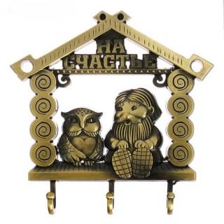 Ключница с домовым «На счастье» купить в Минске +375447651009