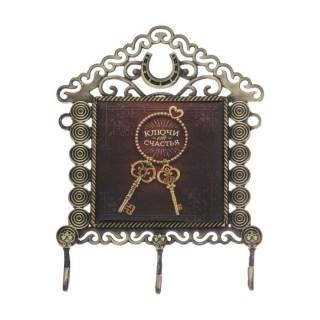 Ключница с подковой «Ключи от счастья» купить в Минске +375447651009