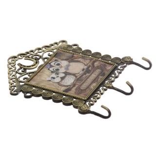 Ключница с подковой «Совушки»  купить в Минске +375447651009