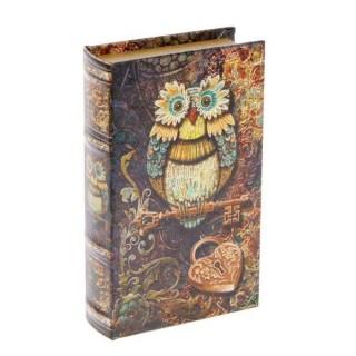 Книга-сейф «Совушка» купить Минск