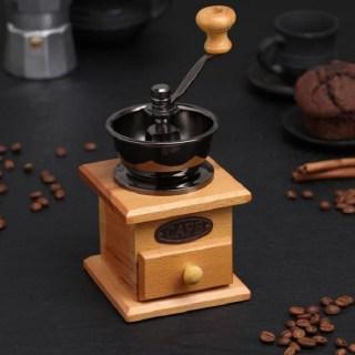 Кофемолка ручная «Cafe» купить в Минске +375447651009