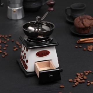 Кофемолка ручная «Coffee Beans» купить в Минске +375447651009