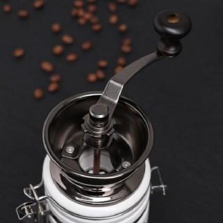 Кофемолка ручная «Coffee Beans» круглая купить в Минске +375447651009