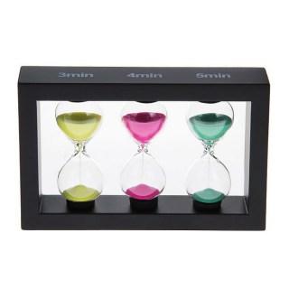 Коллекция песочных часов 3,4,5 мин. купить в Минске +375447651009