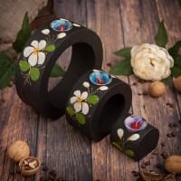 Коллекция подсвечников «Кольца счастья» из 3 шт купить в Минске +375447651009