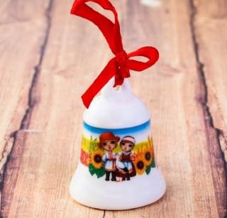 Колокольчик сувенирный «Беларусь»  купить в Минске +375447651009