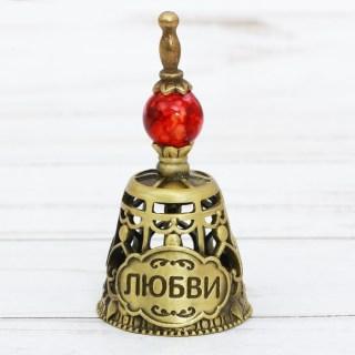 Колокольчик-талисман «Любви» купить в Минске +375447651009