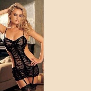Комплект: сорочка+трусики «Janet» р-р S/M купить в Минске +375447651009