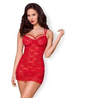 Комплект: сорочка+трусики «Melanie» р-р S/M купить в Минске +375447651009
