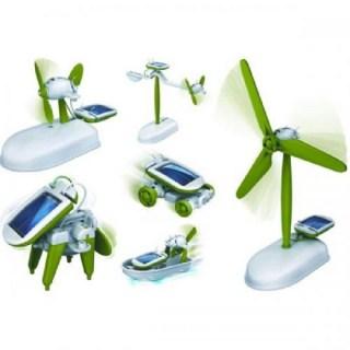 Конструктор на солнечной батарее 6 в 1 купить в Минске +375447651009