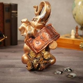 Копилка «Денежный слон» купить в Минске +375447651009