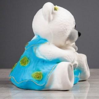 Копилка для монет «Белая медведица» купить в Минске +375447651009