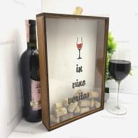 Копилка для винных пробок «Истина в вине» купить Минск