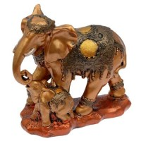 Копилка «Семейство слонов» микс Минск +375447651009