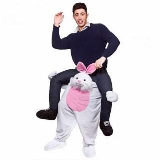 Костюм-наездник «Белый кролик» купить Минск +375447651009