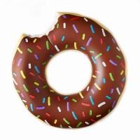 Круг надувной «Пончик» шоколадный Минск +375447651009
