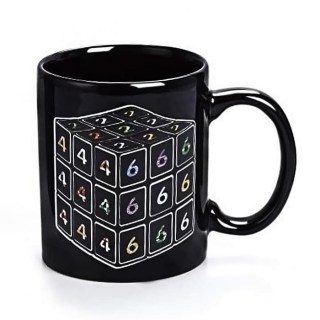 Кружка хамелеон «Кубик Рубика» купить в Минске +375447651009