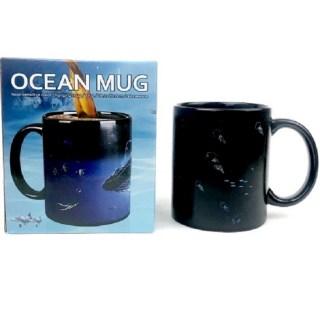 Кружка хамелеон «Океан» купить в Минске +375447651009