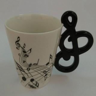 Кружка «Мелодия» со скрипичным ключом купить в Минске +375447651009