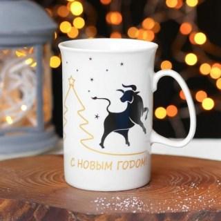 Кружка подарочная «С Новым Годом» купить в Минске +375447651009